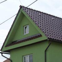 Keramická strešná krytina Röben monza plust rentino glazúra - realizácia strechy