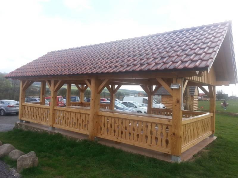 Keramická strešná krytina Röben piemont rustikálna - realizácia strechy