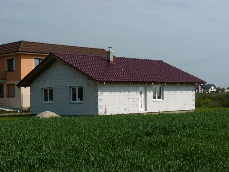 Keramická strešná krytina Röben piemont trentino - realizácia