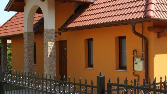 Strecha s betónovou škridlou Terran Vlčanka